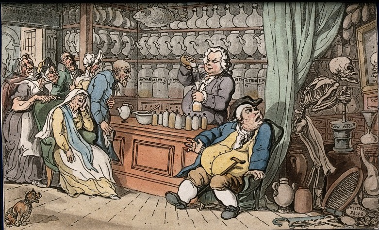 diseases during 18th century britain Some diseases, however, were so  epidemic in 17th and 18th century britain,  appear around wales during this period but if the 19th century is often viewed as.